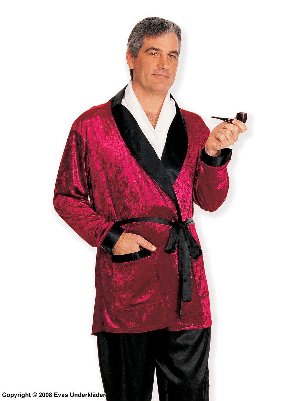 258f1e76f76 Hugh Hefner costume